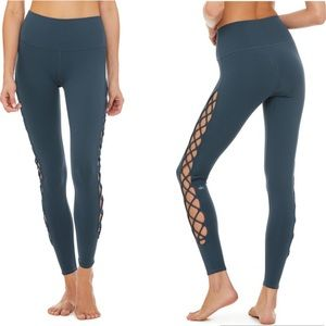 Alo Yoga | Interlace Leggings
